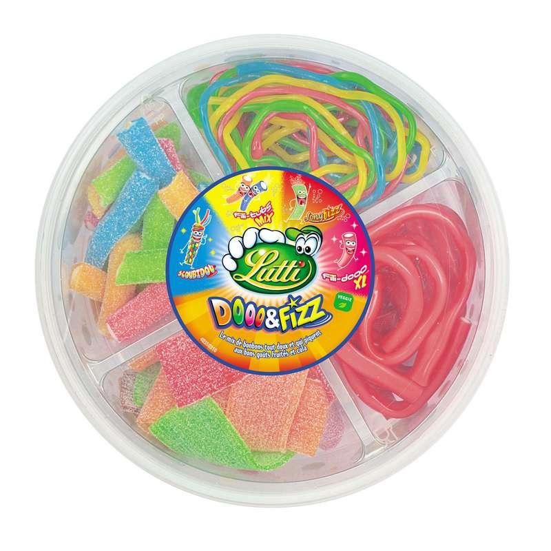 Bonbons tubo dooo & fizz, Lutti (450 g)
