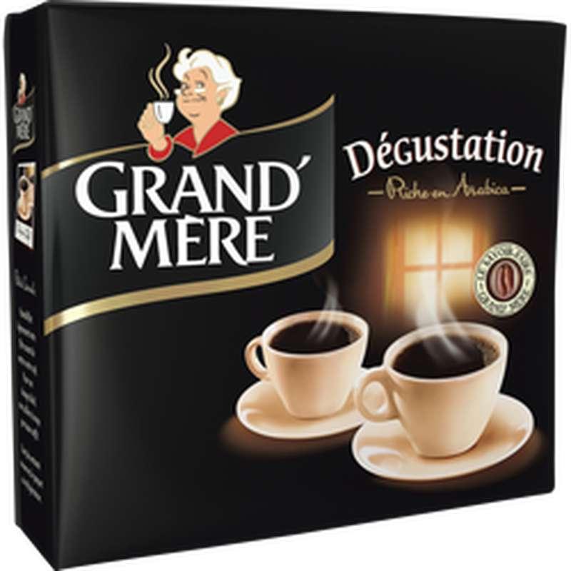 Café moulu, Grand Mère (2 x 250 g)