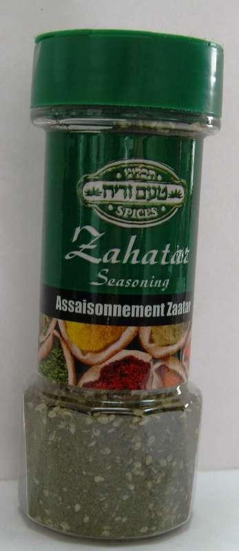 Assaisonnement Zaatar, Yarden (100 g)