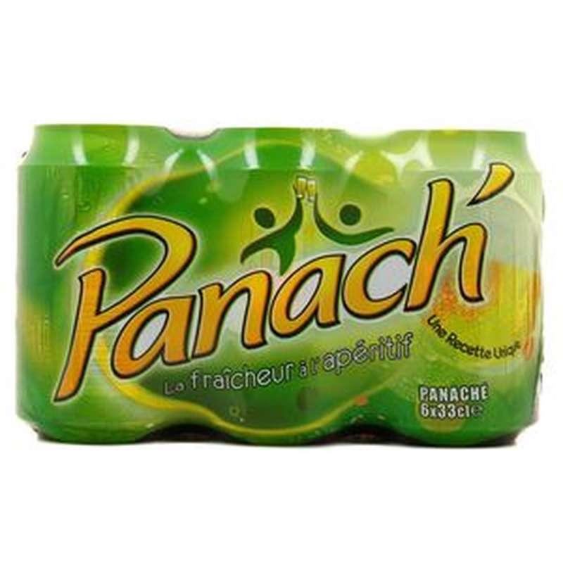 Pack de Panach' (10 x 25 cl)