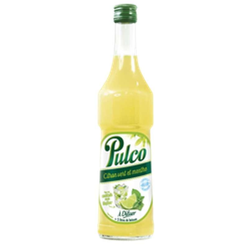 Citron vert menthe, Pulco (70 cl)