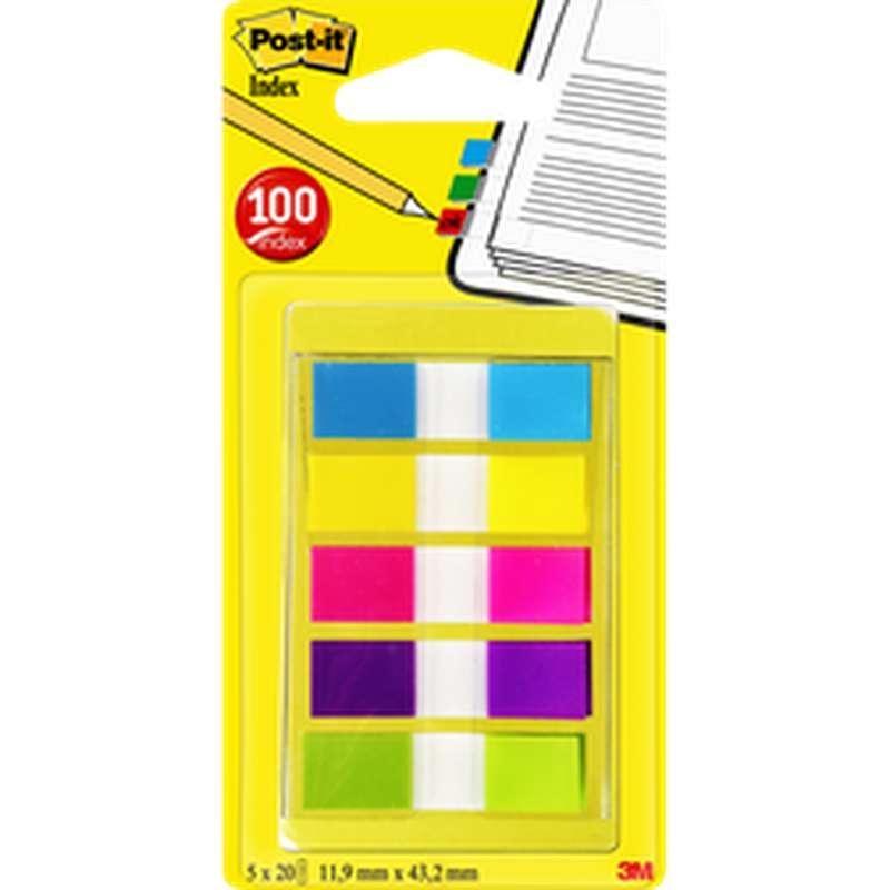 Set 100 Mini-index, Post-it