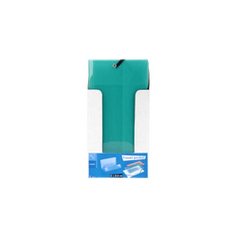 Chemise 3 rabats 23,5 x 12 cm, Travel Pocket (x 1)