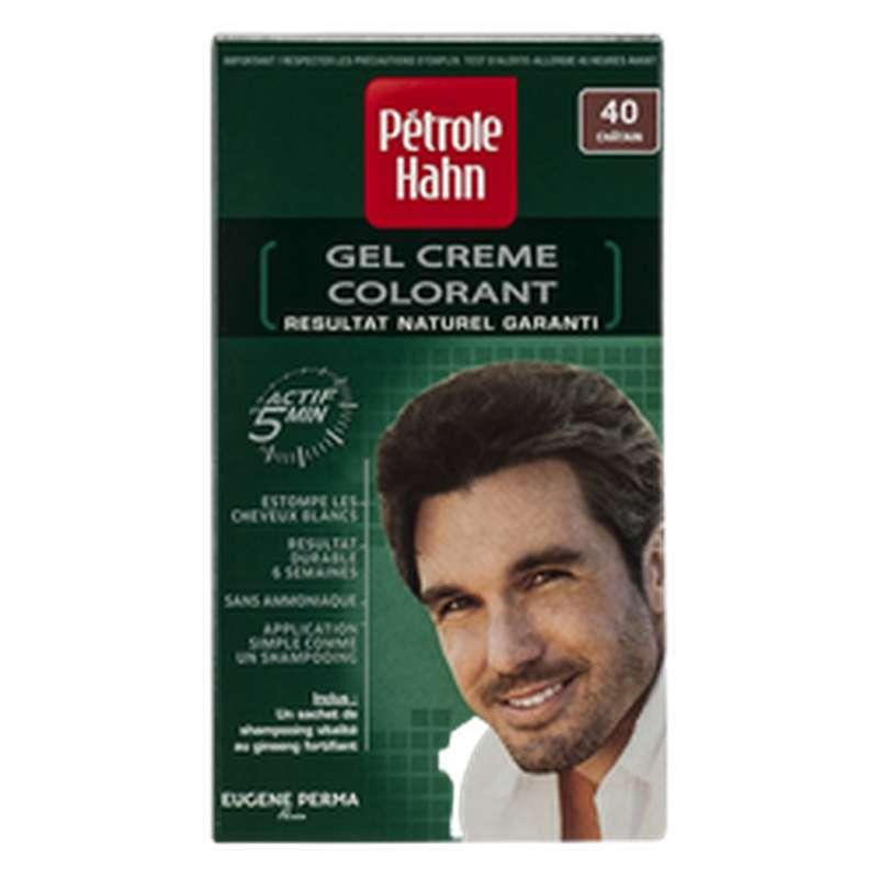 Coloration pour homme Châtain n°40, Petrole Hahn