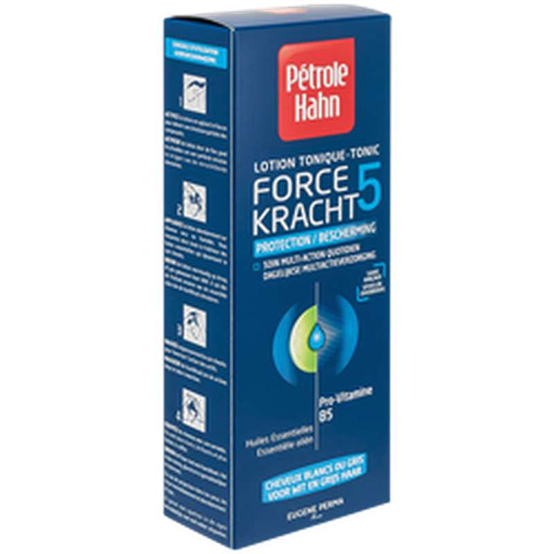 Lotion bleue Force 5, Petrol Hahn (300 ml)