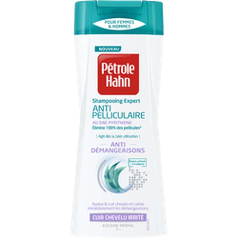 Shampoing expert anti-pelliculaire anti-démangeaison, Petrol Hahn (250 ml)