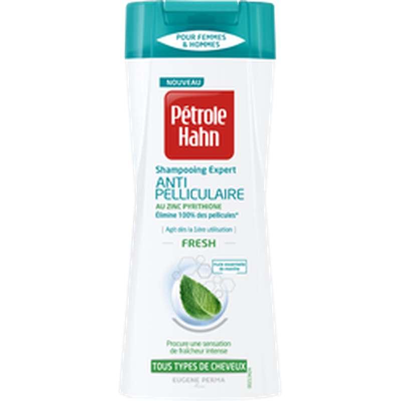 Shampoing expert anti-pelliculaire fresh, Petrol Hahn (250 ml)