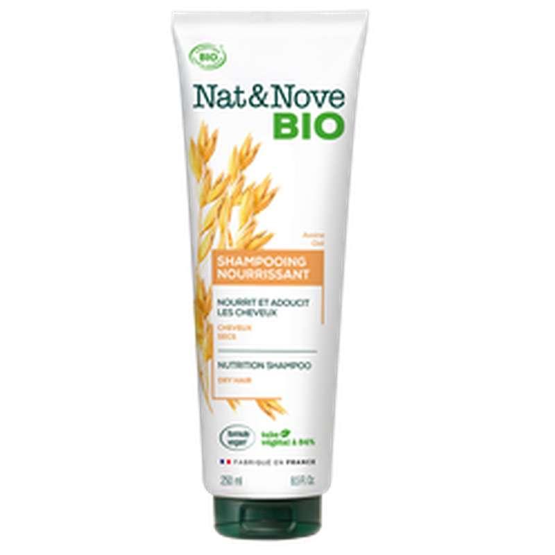 Shampoing avoine BIO, Keranove (250 ml)