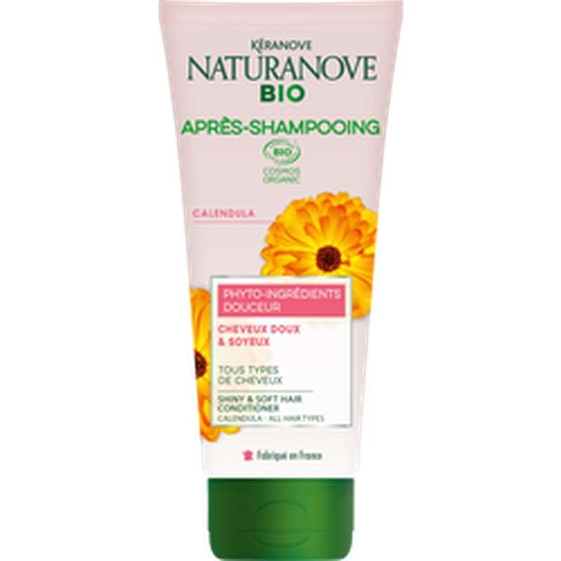 Après-shampoing calendula BIO, Keranov (200 ml)