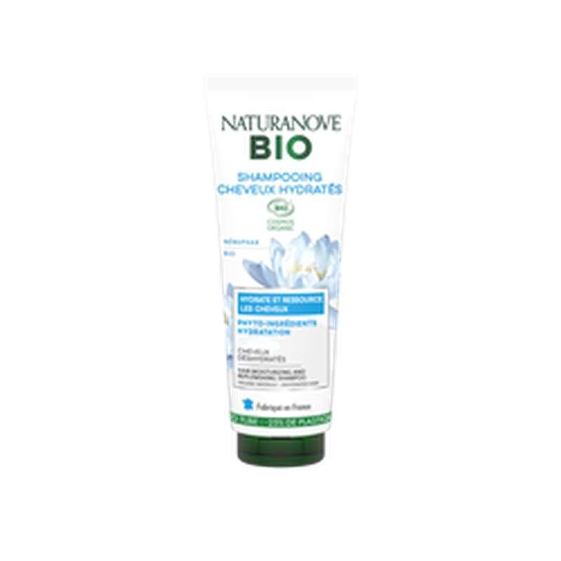Shampoing hydratation naturanove BIO, Keranove   (250 ml)