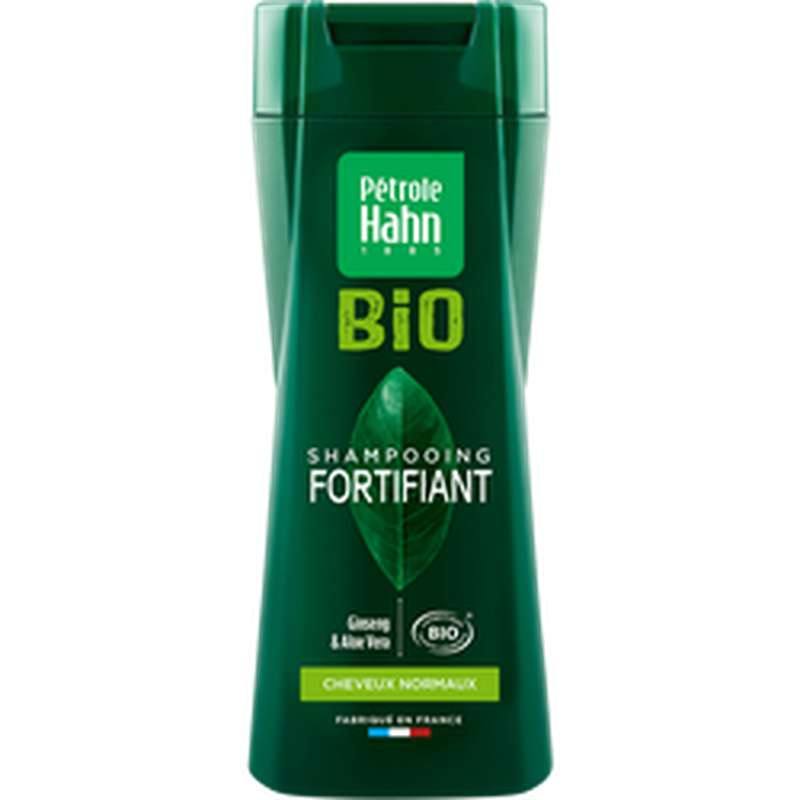 Shampoing Fortifiant BIO, Petrole Hahn (250 ml)
