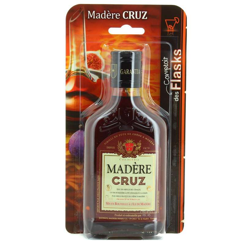 Madère, Cruz  (20 cl)