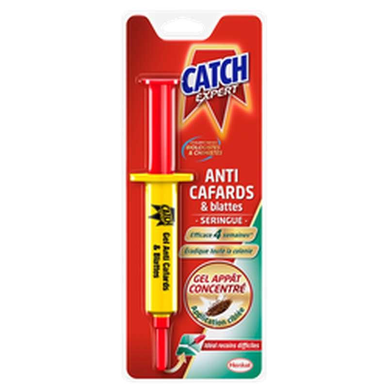 Seringue de gel anti-cafards et blattes, Catch
