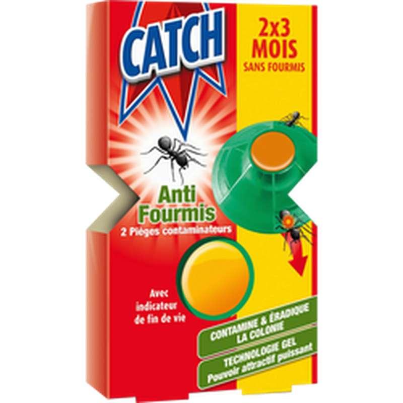 Piège contaminateur anti-fourmis, Catch (x 2)