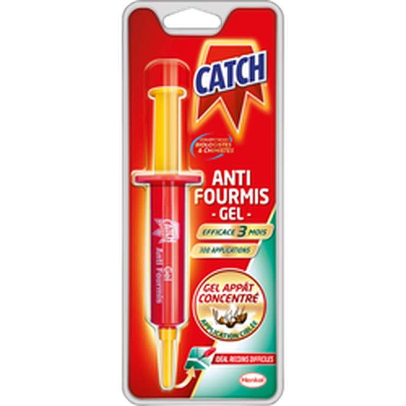 Seringue de gel anti-fourmis, Catch