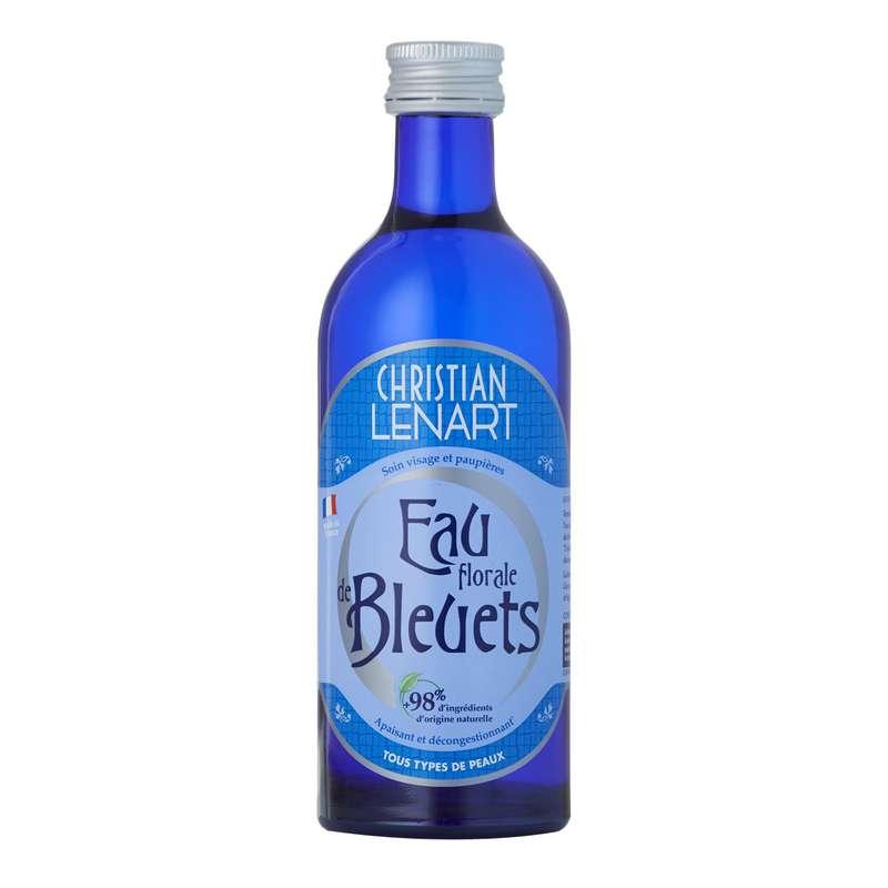 Eau florale de bleuets, Christan Lenart (200 ml)