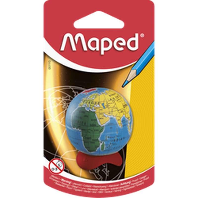 Taille crayon 1 Trou Globe, Maped