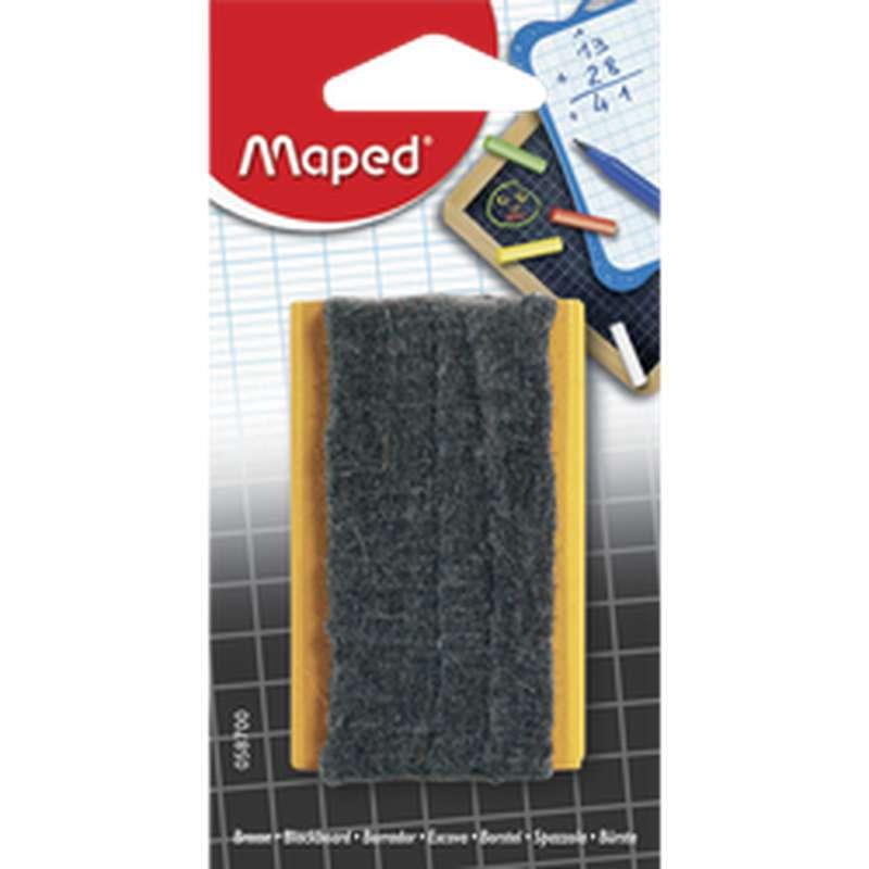 Brosse pour ardoise, Maped (x 1)