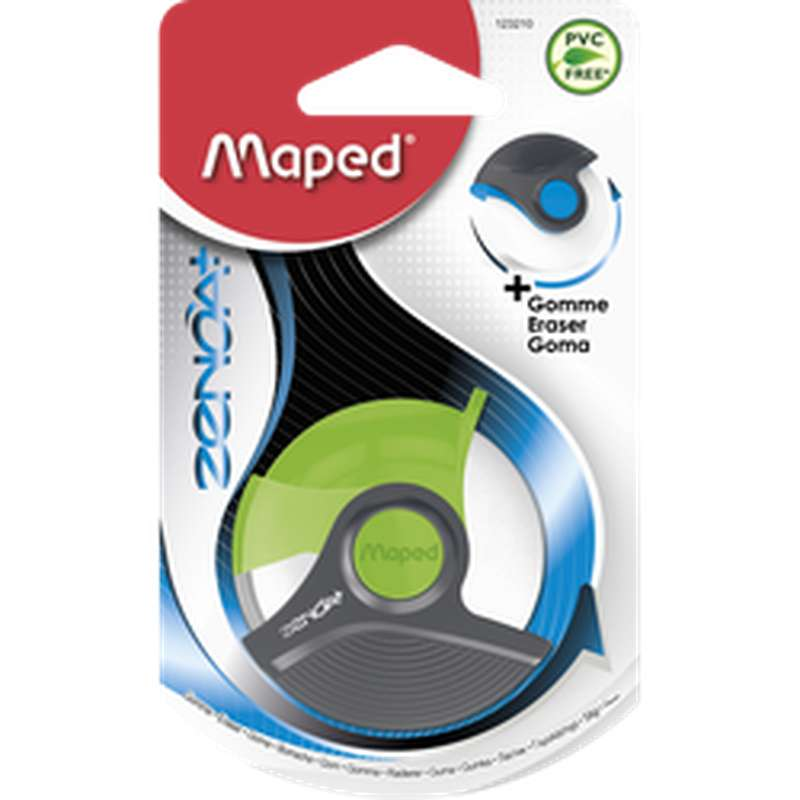 Gomme zenoa plus, Maped