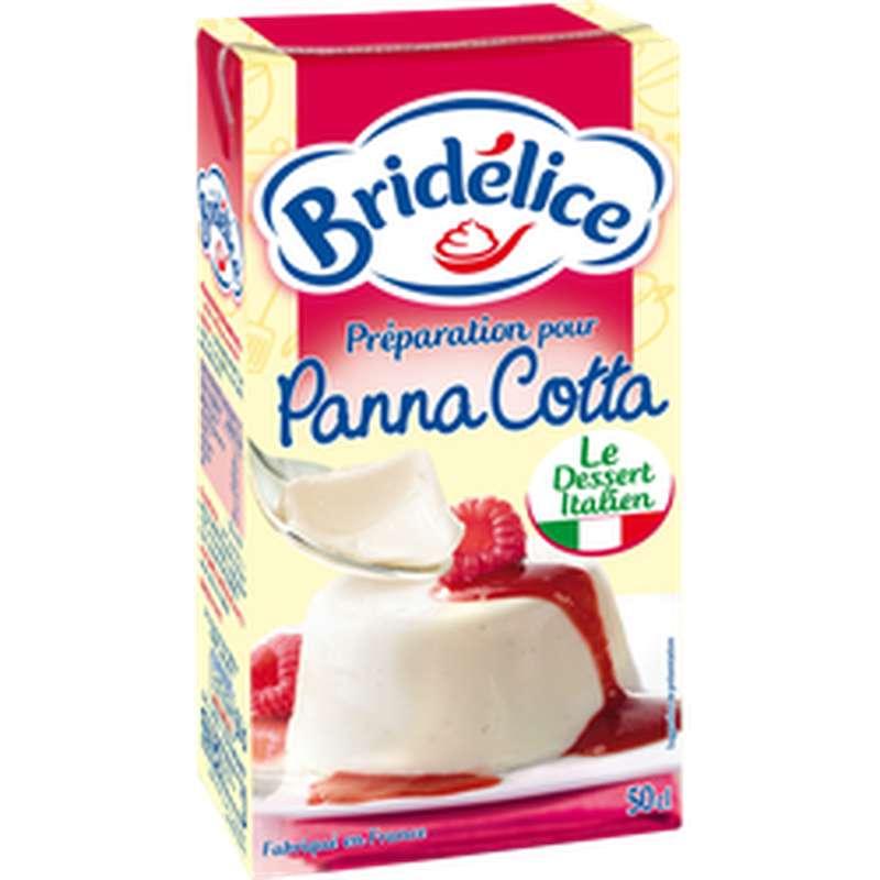 Préparation pour Panna Cotta, Bridelice (50 cl)
