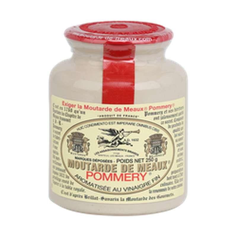 Moutarde de Meaux, Pommery (250 g)