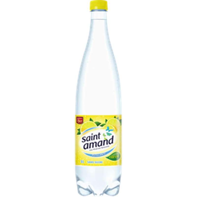Saint Amand aromatisée au citron (1 L)