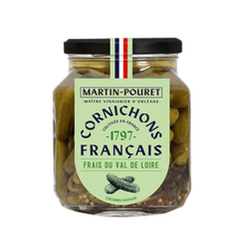 Cornichons frais du Val de Loire, Martin Pouret (270 g)