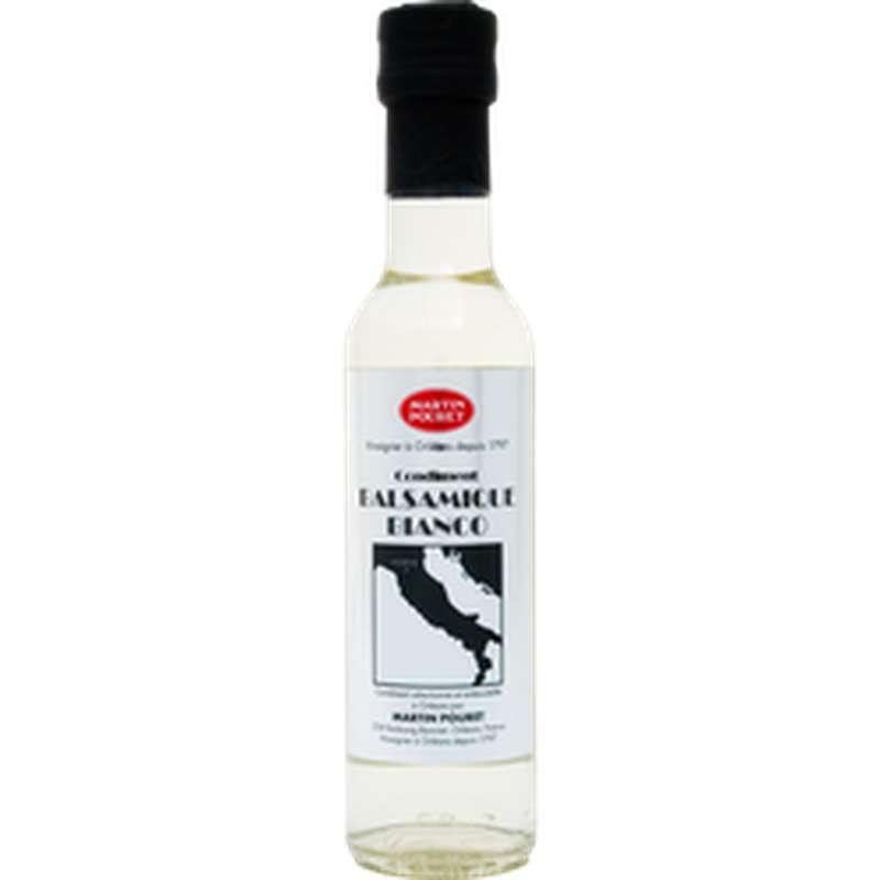 Condiment de balsamique blanc, Martin Pouret (25 cl)