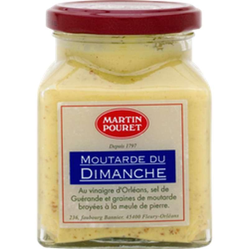 Moutarde du dimanche, Martin Pouret (200 g)