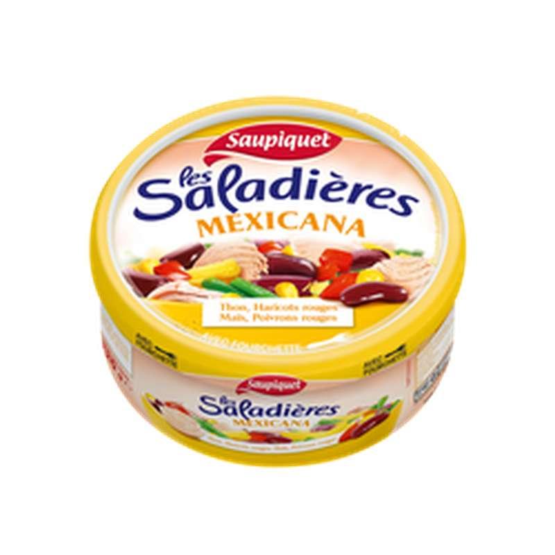 Saladière Mexicana, Saupiquet (220 g)