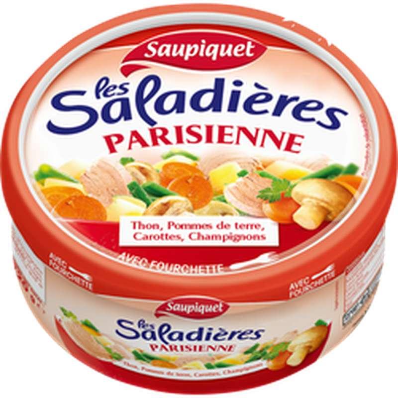 Saladière Parisienne, Saupiquet (220 g)