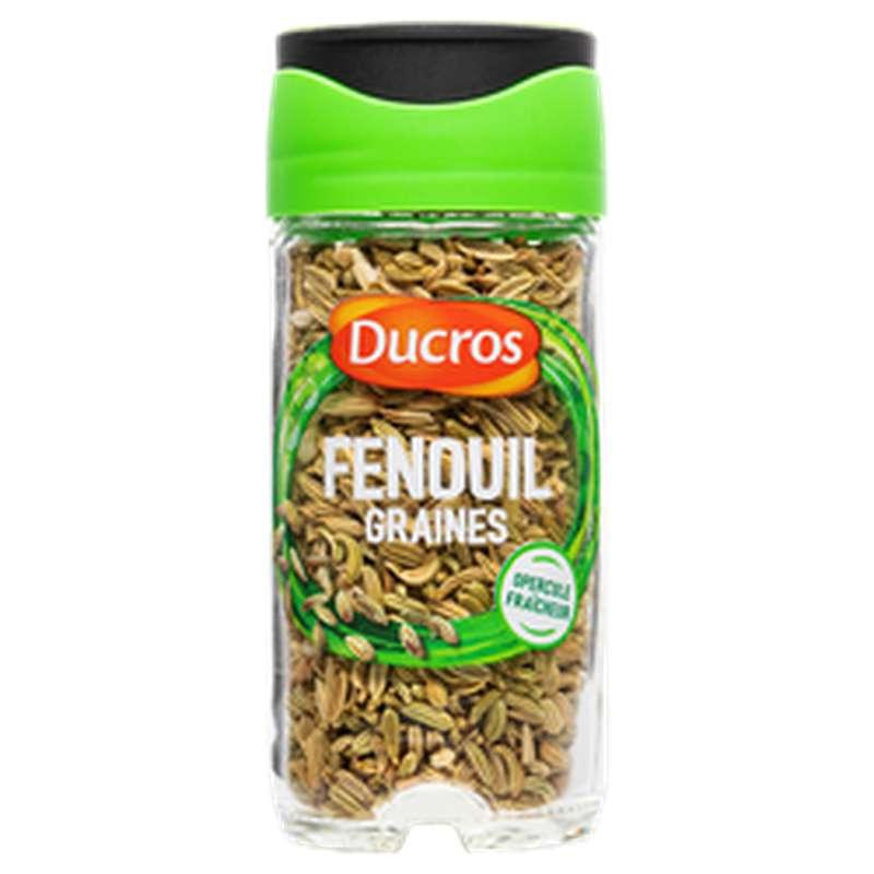 Graines de fenouil entières, Ducros (30 g)