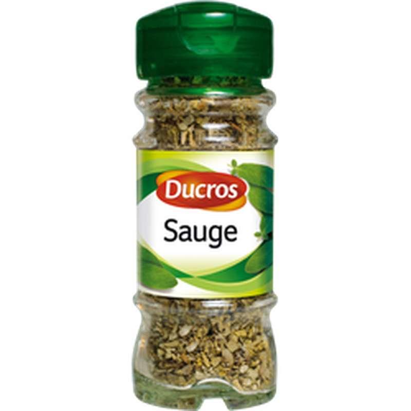 Sauge coupée, Ducros (12 g)