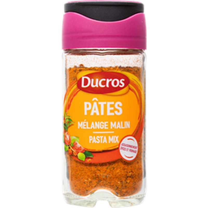 Assaisonnement spécial pâtes Mélange Malin, Ducros (30 g)