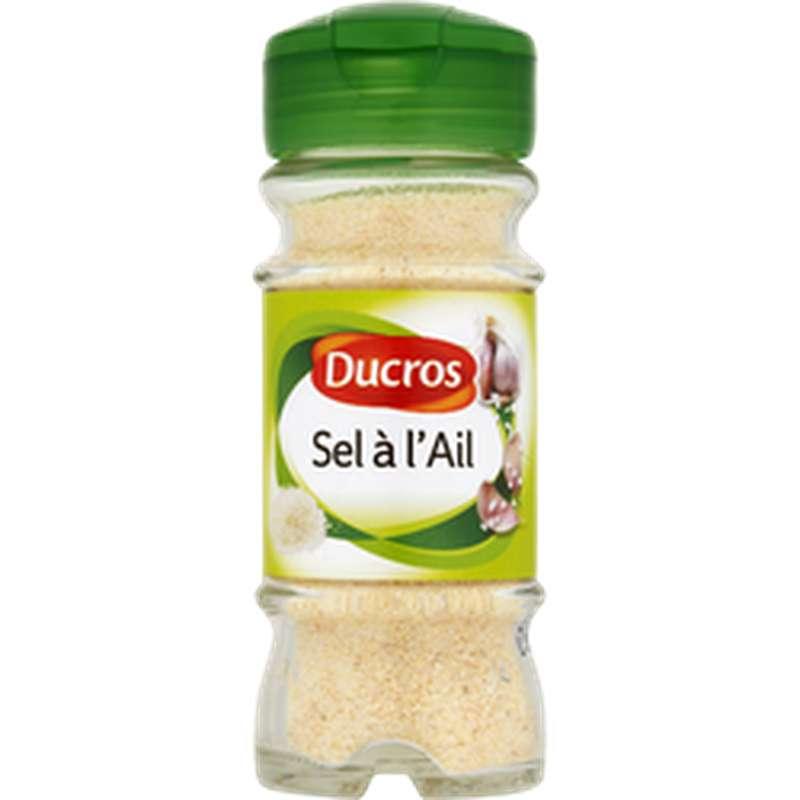 Sel à l'ail, Ducros (80 g)