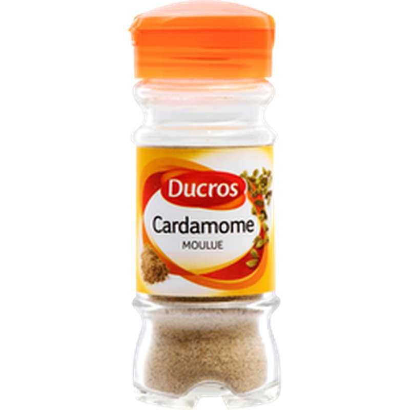 Cardamome moulue, Ducros (35 g)