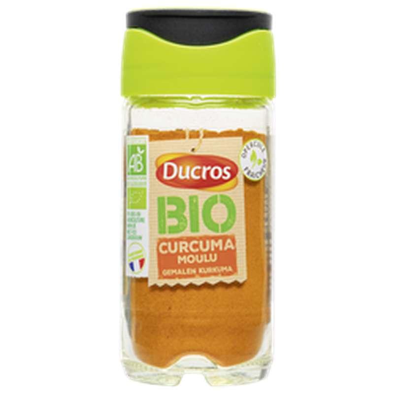 Curcuma moulu BIO, Ducros (42 g)