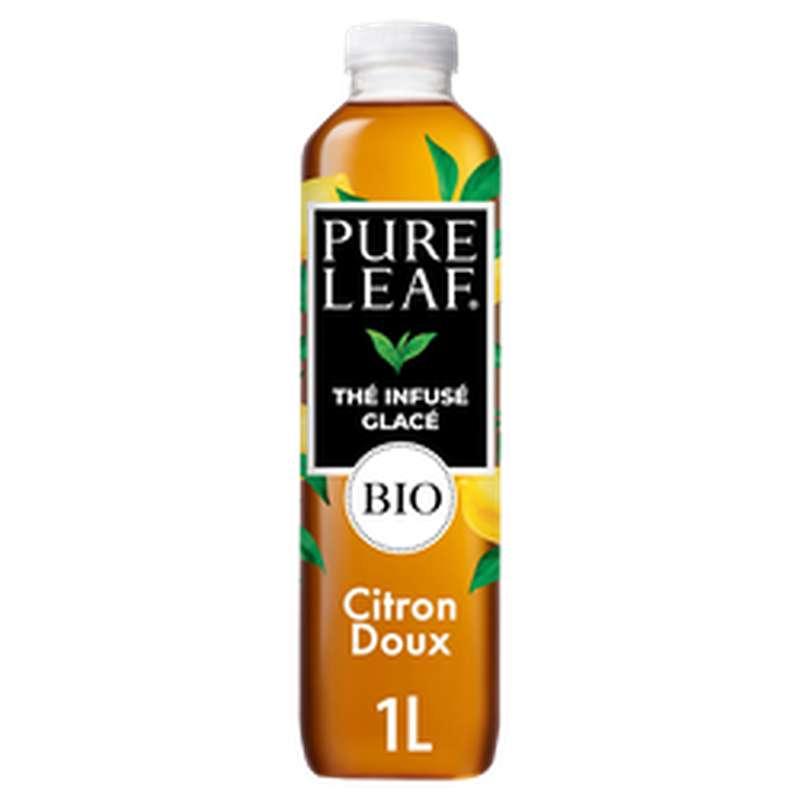 Thé glacé saveur zeste de citron BIO, Pure Leaf (1 L)