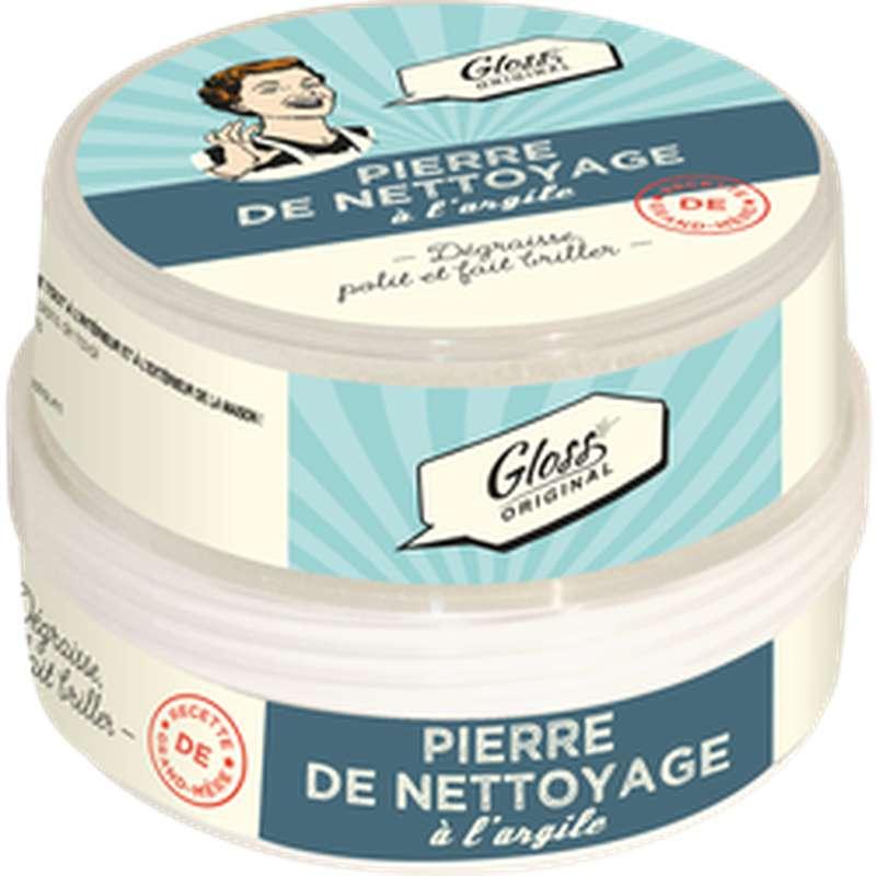 Pierre de nettoyage à l'argile, Gloss Original (300 g)