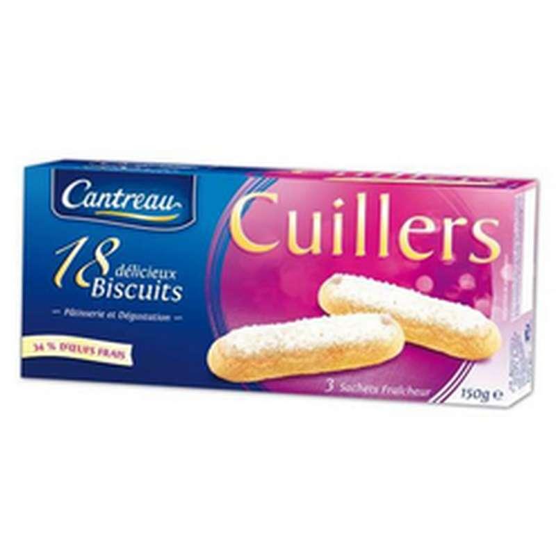Biscuits cuiller, Cantreau (150 g)