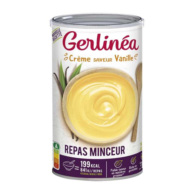 Repas minceur crème vanille, Gerlinéa (540 g)