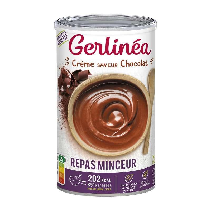 Repas minceur crème goût chocolat, Gerlinea (540 g)