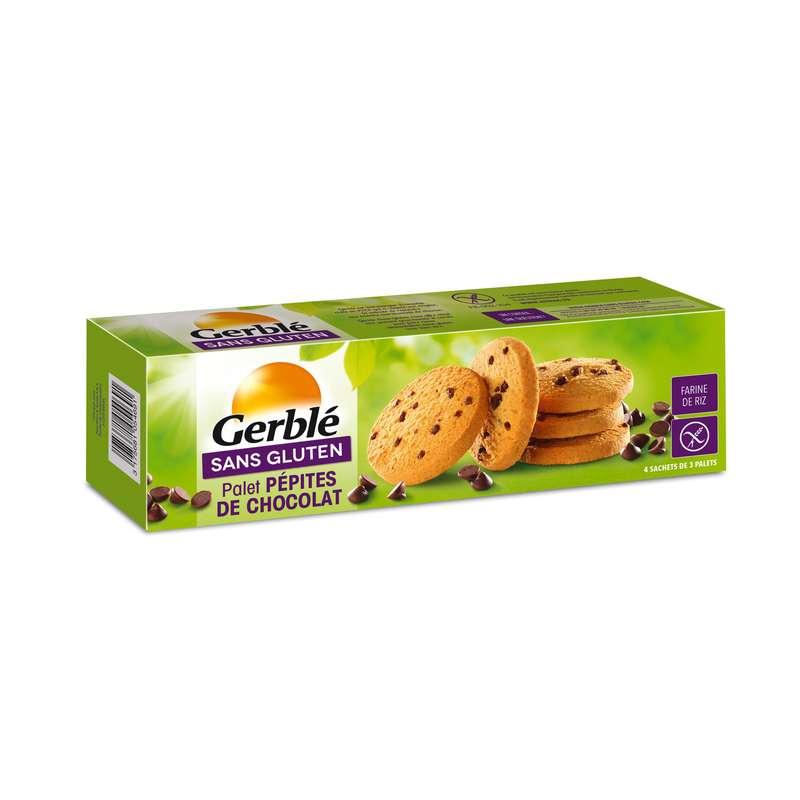 Biscuits au sarrasin sans gluten BIO, Gerblé (160 g)