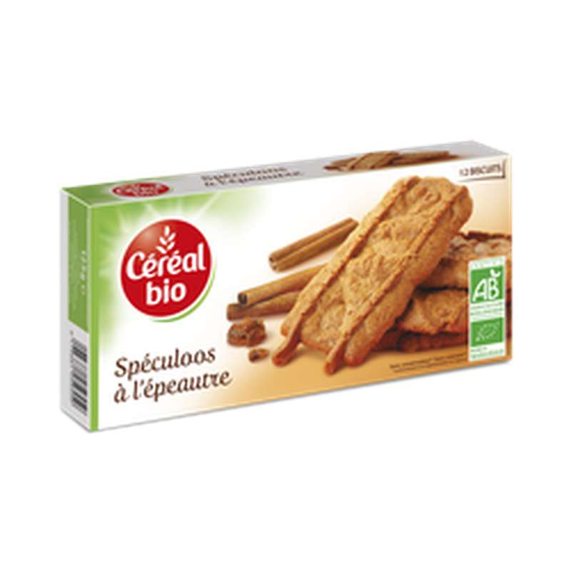 Speculoos à l'Epeautre BIO, Cereal Bio (125 g)