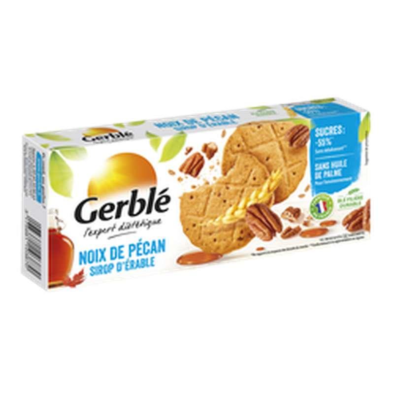 Sablés aux noix de pécan et sirop d'érable, Gerblé (132 g)