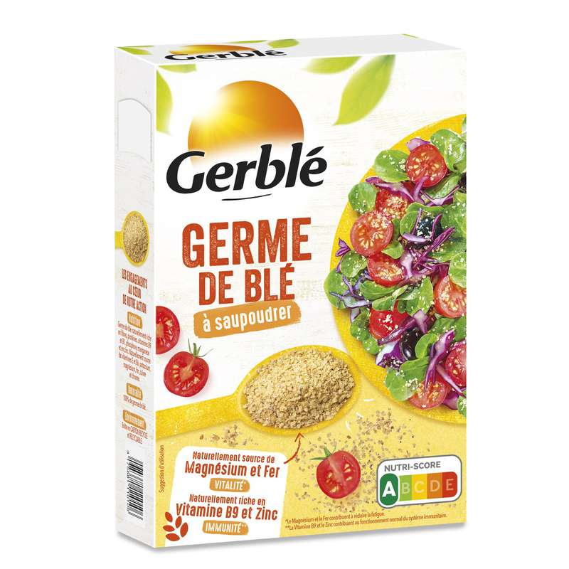 Germe de blé, Gerblé (250 g)