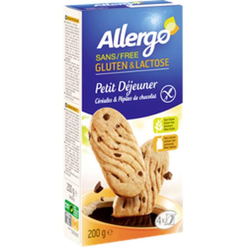 Biscuits petit déjeuner sans gluten, Gerblé (200 g)