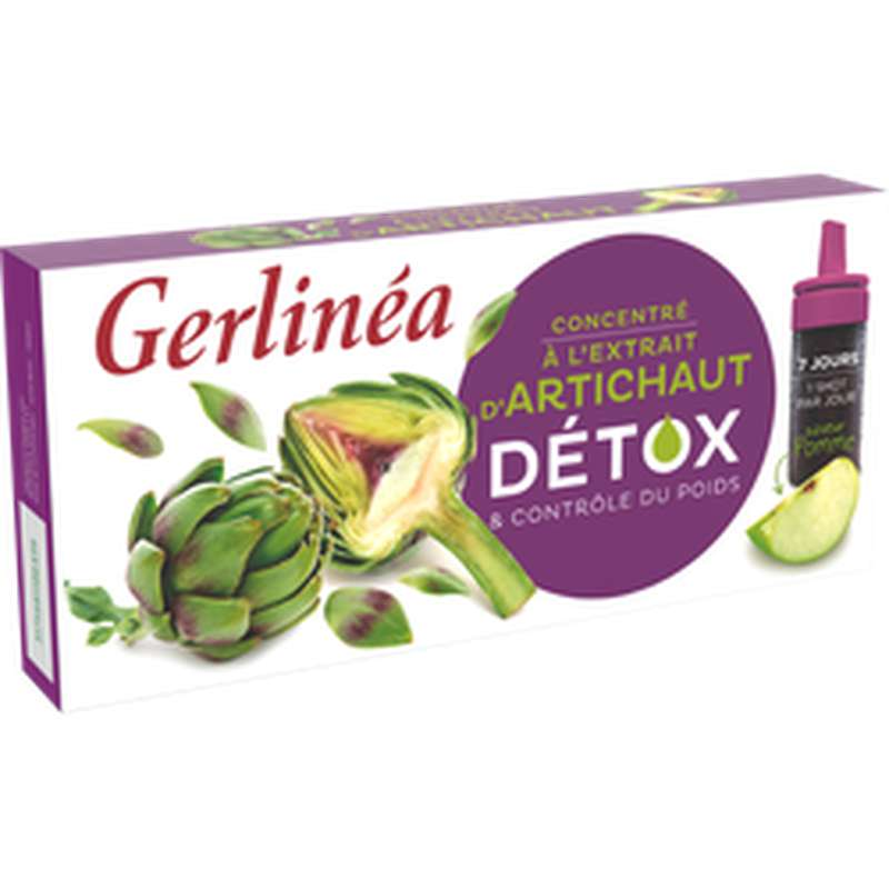 Complément alimentaire à l'extrait d'artichaut, Gerlinea (70 ml)