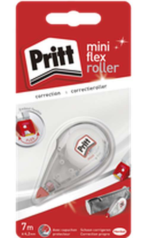 Mini roller de correction, Pritt