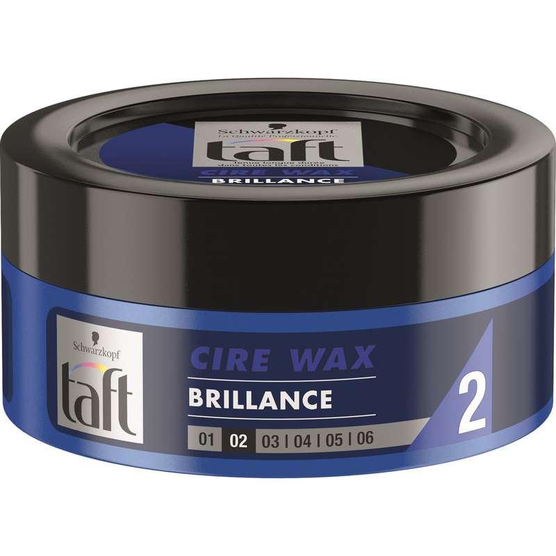 Cire Wax brillance 2 taft, Schwarzkopf (75 ml)